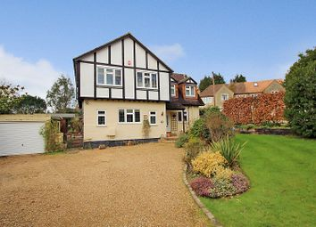 Thumbnail 4 bed detached house to rent in Plough Road, Dormansland, Lingfield