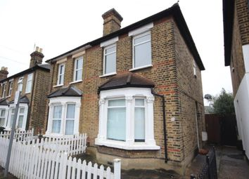 Thumbnail 2 bed semi-detached house to rent in Cotleigh Road, Romford