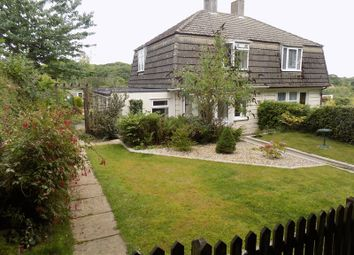 Thumbnail 2 bed semi-detached house for sale in Trelowth Road, Polgooth, St. Austell