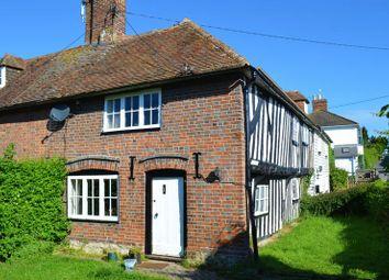 Thumbnail 2 bed terraced house for sale in Bilsington, Ashford