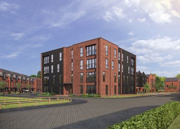 Thumbnail 2 bed flat for sale in Kingsway Boulevard, Derby