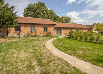 Thumbnail 3 bed detached house for sale in Manor Farm Barns, The Street, Greywell