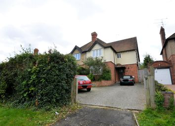 Thumbnail 5 bed semi-detached house for sale in Oak Tree Road, Tilehurst, Reading