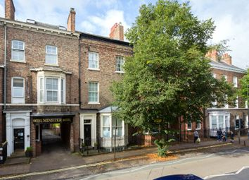 Thumbnail 5 bedroom terraced house for sale in Bootham, York, North Yorkshire