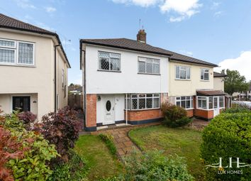 Thumbnail 3 bed end terrace house for sale in Highfield Crescent, Hornchurch