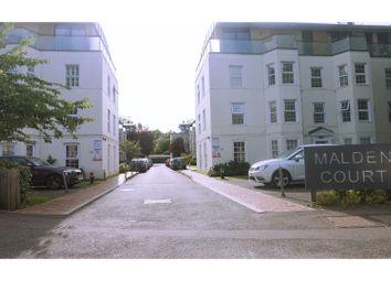 Thumbnail 1 bedroom flat for sale in West Barnes Lane, New Malden