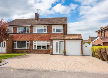3 bed semi-detached house for sale in Northumberland Avenue, Aylesbury HP21