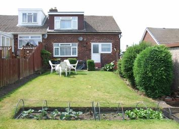 Thumbnail 3 bed semi-detached bungalow for sale in Cherry Tree Drive, Greetland, Halifax