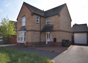 Thumbnail 3 bed detached house to rent in Windrush Road, Hilton, Derby