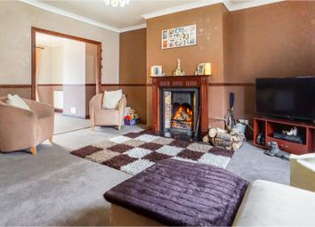 Thumbnail 3 bed semi-detached house for sale in Moor Crescent, Carlisle