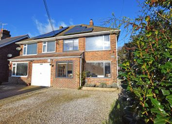 Thumbnail 3 bed semi-detached house for sale in High Street, Blackboys, Uckfield