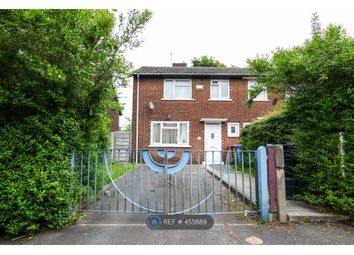 Thumbnail 3 bed semi-detached house to rent in Larkfield Avenue, Manchester