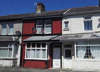 Thumbnail 2 bed terraced house for sale in Carleton Street, Morecambe