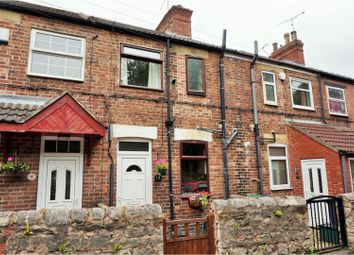 Thumbnail 2 bed terraced house for sale in Chapel Lane, Conisbrough, Doncaster