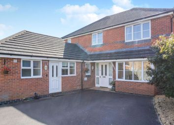 Thumbnail 4 bed detached house for sale in Ryeland Way, Trowbridge