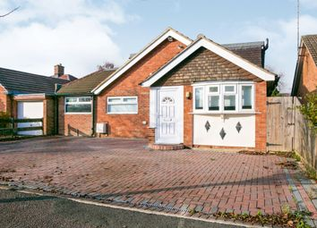 Thumbnail 8 bed detached bungalow for sale in St. Albans Road, Cambridge