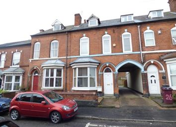 Thumbnail 4 bedroom terraced house for sale in Westbourne Street, Walsall, West Midlands