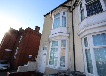 Thumbnail 4 bed end terrace house to rent in Hunters Road, Birmingham