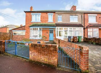 Thumbnail 3 bedroom end terrace house for sale in Barking, Essex, United Kingdom