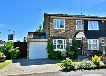 Thumbnail 2 bed end terrace house for sale in Holmsdale Close, Iver, Buckinghamshire