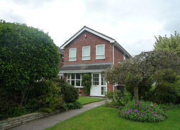 Thumbnail 3 bed detached house to rent in Goods Station Lane, Penkridge