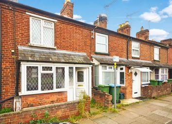 Thumbnail 2 bed terraced house to rent in Buckingham Road, Aylesbury, Buckinghamshire