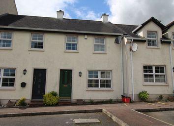 Thumbnail 3 bed terraced house for sale in Prospect Loanen, Carrickfergus