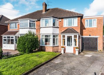 4 bed semi-detached house for sale in Mullensgrove Road, Kingshurst, Birmingham B37