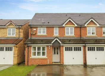 Thumbnail 3 bed semi-detached house for sale in The Brambles, New Hartley, Tyne And Wear