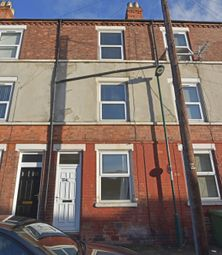 Thumbnail 4 bed terraced house to rent in Forster Street, Nottingham