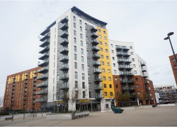 Thumbnail 3 bedroom flat for sale in Centenary Plaza, Woolston, Southampton