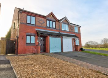 Thumbnail 3 bedroom semi-detached house for sale in Marlborough Way, Telford