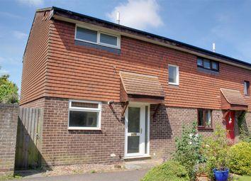 Thumbnail 3 bedroom semi-detached house for sale in Merton Walk, Hardwick, Cambridge