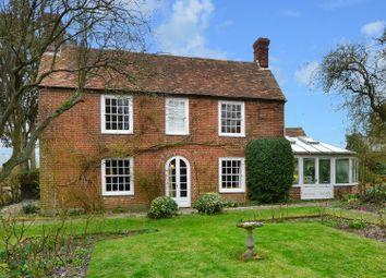 Thumbnail 4 bed detached house for sale in Kettle Hill Road, Eastling, Faversham