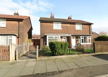 Thumbnail 2 bedroom semi-detached house for sale in St. Annes Road, Audenshaw, Manchester