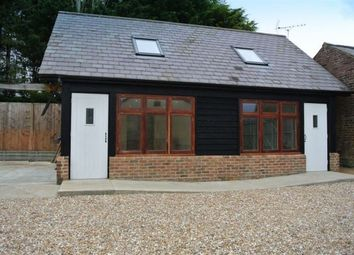 Thumbnail 1 bed cottage to rent in Riverside, Chartham, Canterbury