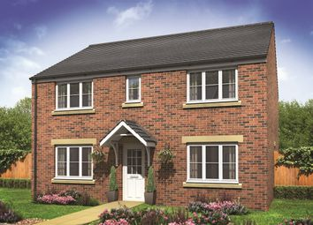 """Thumbnail 5 bedroom detached house for sale in """"The Hadleigh """" at Harrington Road, Desborough, Kettering"""