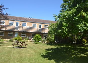Thumbnail 2 bed flat for sale in Regatta Court, Oyster Row, Cambridge