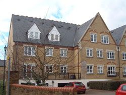 Thumbnail 2 bed flat to rent in Anglain Close, Watford