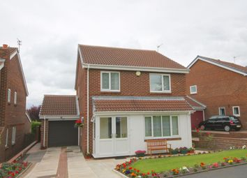 Thumbnail 4 bed detached house for sale in Grosvenor Way, Chapel Park, Newcastle Upon Tyne