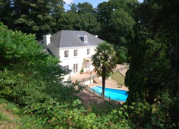 Thumbnail 5 bed country house for sale in Le Chemin Des Moulins, St Lawrence