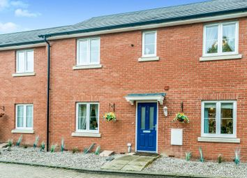 3 bed terraced house for sale in Lewis Close, Aylesbury HP19