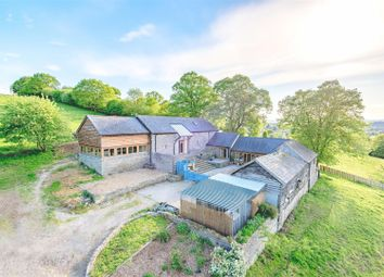Thumbnail 4 bed detached house for sale in Oaklands, Builth Wells