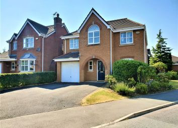 Thumbnail 4 bed detached house for sale in Delph Drive, Burscough, Ormskirk