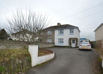 Thumbnail 3 bed semi-detached house to rent in Fremington, Barnstaple
