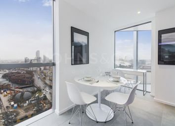 Thumbnail 1 bed flat to rent in Dollar Bay Point, 3 Dollar Bay Place, Canary Wharf