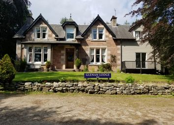 Thumbnail Hotel/guest house for sale in Glenan Lodge Guest House, Tomatin, Inverness-Shire