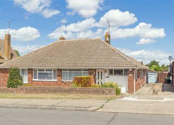 Thumbnail 3 bedroom semi-detached bungalow for sale in Minterne Avenue, Sittingbourne