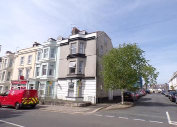 Thumbnail 1 bed flat for sale in Stoke, Plymouth, Devon