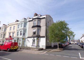 Thumbnail 1 bedroom flat for sale in Stoke, Plymouth, Devon